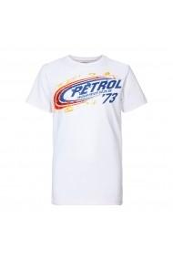 Tricou PETROL INDUSTRIES GHS770 alb