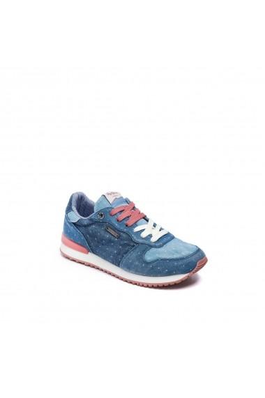 Pantofi sport PEPE JEANS GGM293 albastru