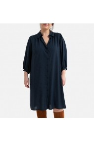 Rochie LA REDOUTE COLLECTIONS PLUS GHY615 bleumarin