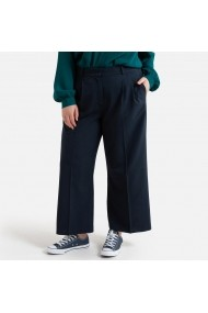 Pantaloni largi LA REDOUTE COLLECTIONS PLUS GHY195 bleumarin