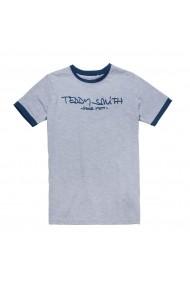 Tricou TEDDY SMITH GGT082 gri