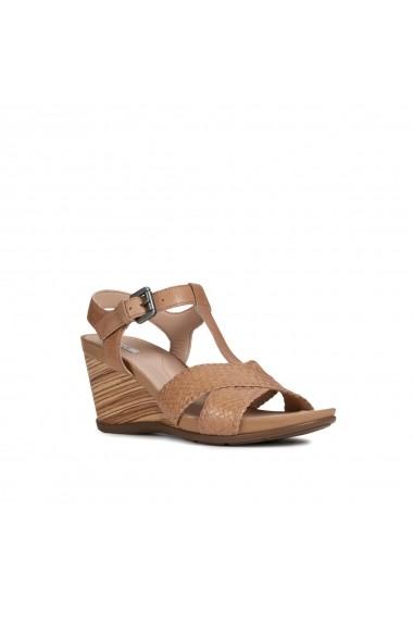 Sandale GEOX GGH313 gri-bej