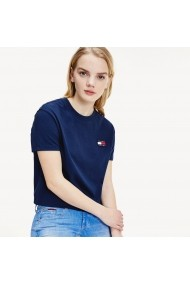 Tricou TOMMY JEANS GIE952 bleumarin
