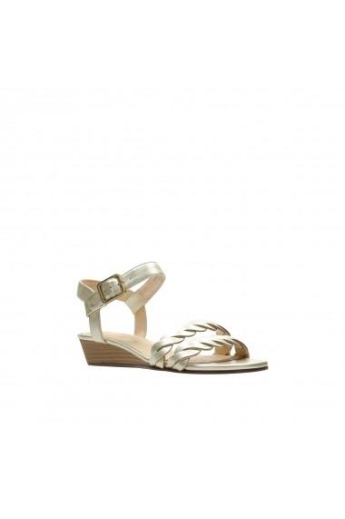 Sandale CLARKS GGD516 auriu