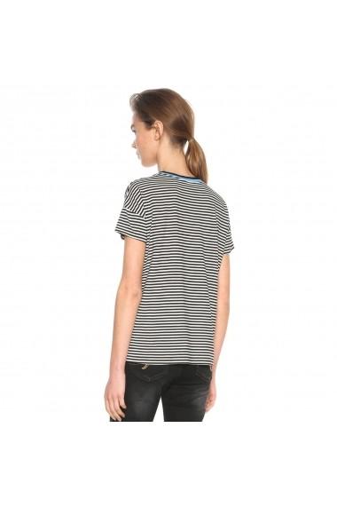 Tricou DESIGUAL GFH668 negru
