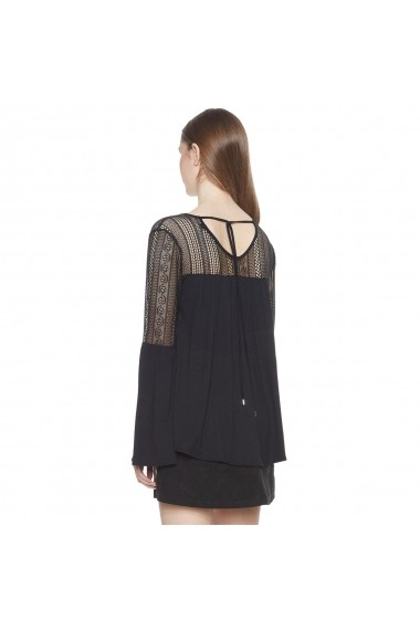 Bluza DESIGUAL GFH703 negru