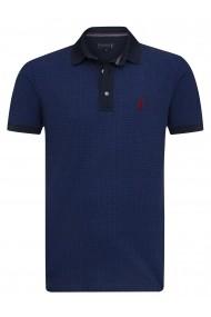 Tricou Polo Sir Raymond Tailor SI8985125 Bleumarin