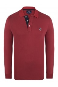 Bluza Paul Parker MAS-Pa4831920-RED Rosu