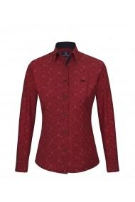 Риза Paul Parker MAS-PA538992-RED_NAVY Червен