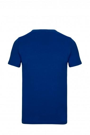 Tricou Paul Parker Pa1308287 Albastru