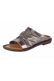 Papuci Andrea Conti 16434444 argintiu