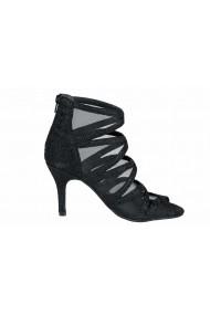 Sandale cu toc Andrea Conti 75874308 negru