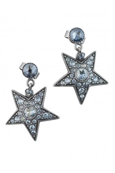 Cercei KONPLOTT 68674539 argintiu