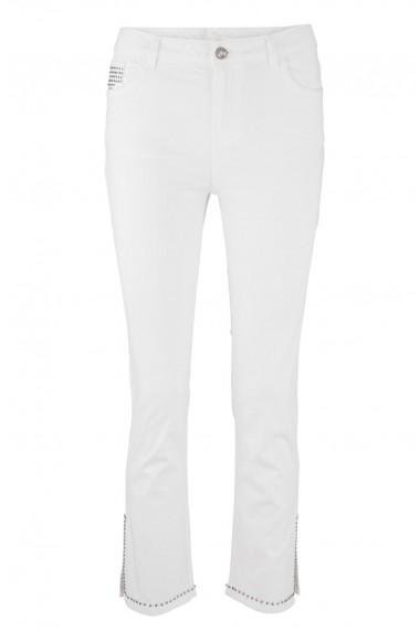 Jeansi pentru mignone heine CASUAL HNE-60011624 alb