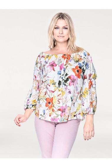 Bluza heine CASUAL 131010 multicolor - els