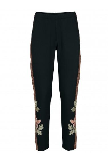 Pantaloni heine CASUAL 038534 negru