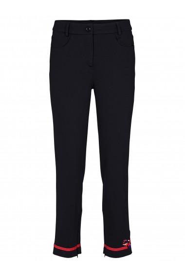 Pantaloni drepti heine TIMELESS 41795865 negru