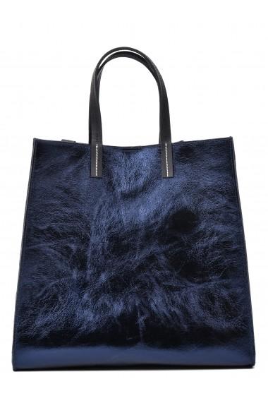 Geanta Shopper Renata Corsi SBV-SS18 RC 8088-BLU Albastru