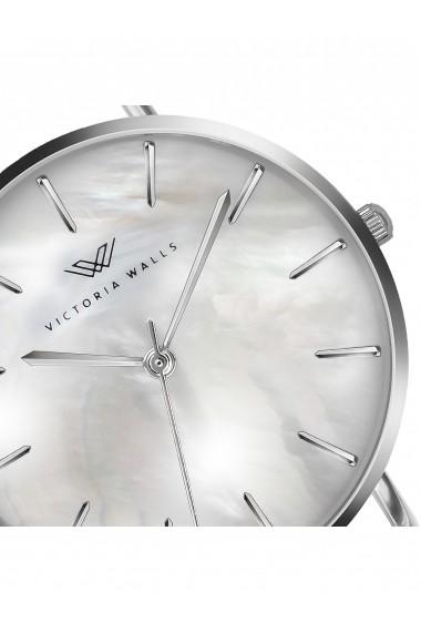 Ceas Victoria Walls SBV-VAG-2514-Mixed Argintiu