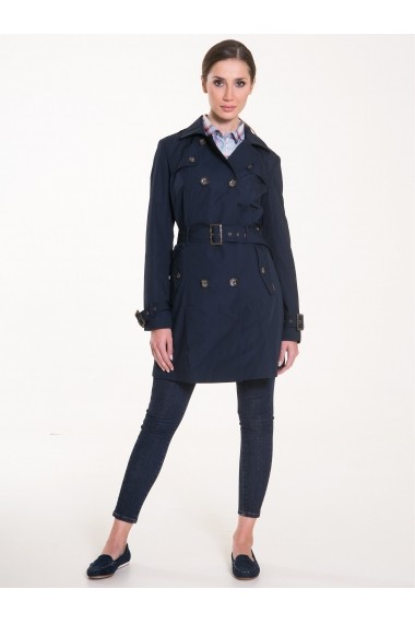 Trenci Big Star SBV-MRONA COAT 479-479 Bleumarin