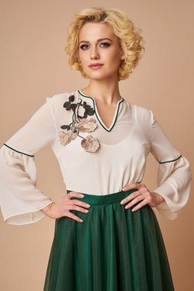 Bluza Eleganta de Borangic Ally