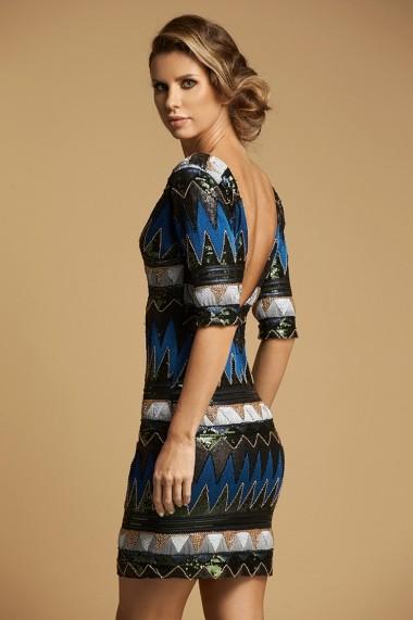 Rochie Party Paiete Couture