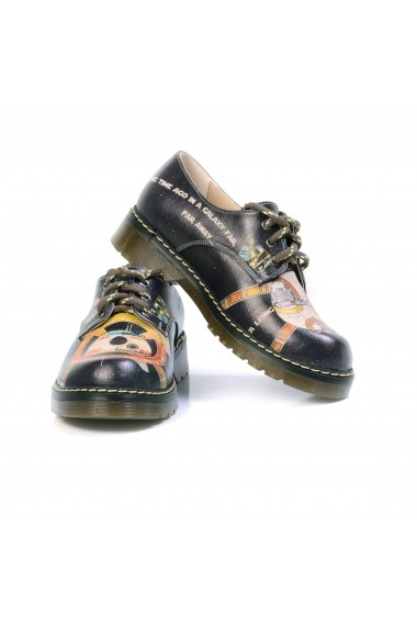Pantofi Goby MAX106 Multicolor