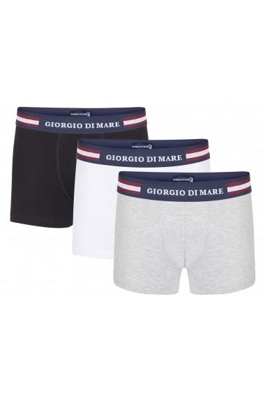 Set 3 boxeri Giorgio di Mare GI5467087 Negru
