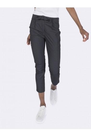 Pantaloni Giorgio di Mare GI2063371 negru