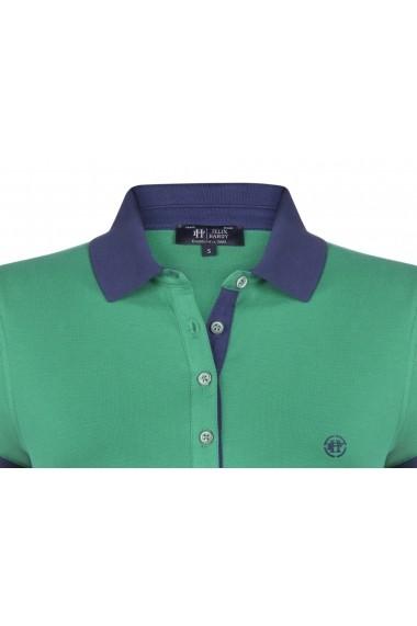 Tricou Polo FELIX HARDY FE9897859 Verde