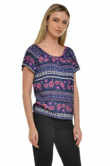 Bluza Cesy Fashion CSF 224 multicolor