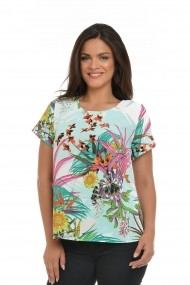 Bluza Cesy Fashion CSF 240 Multicolor