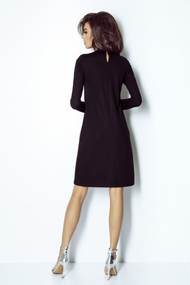 Glb 212 Black Rochii Seara Dama Fashionup