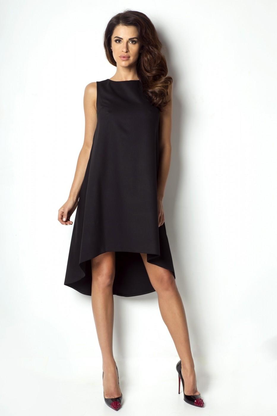 07e9df8444 IVON Estélyi ruha GLB-P2_BLACK_els Fekete - FashionUP!