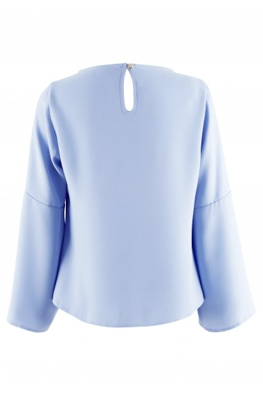 Bluza CLOSET LONDON B2827 Albastru