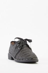 Обувки eOutlet FVP-641507-269825 Черен