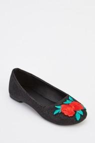 Pantofi 630402-248083 Negru