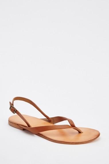 Sandale plate 629687-246643 Maro