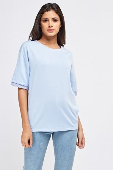 Bluza 629811-246899 Albastru