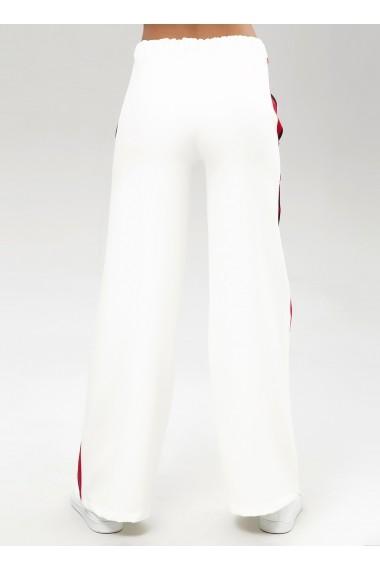 Pantaloni PALMETTO PARIS 650-2215 033 Ecru