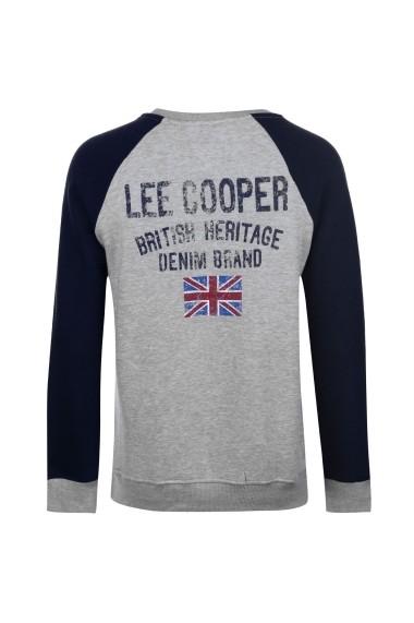 Bluza sport Lee Cooper 52249825 Gri