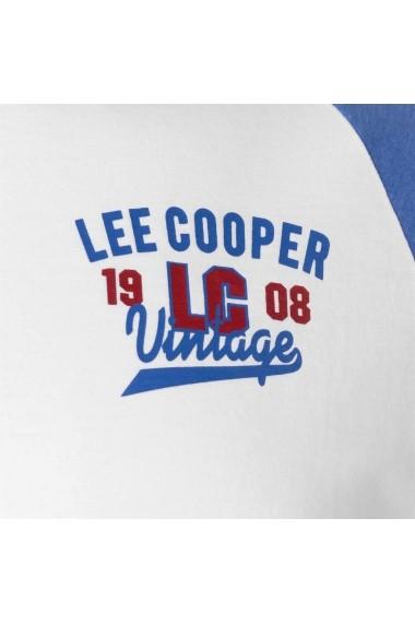 Tricou Lee Cooper 59860190 Alb