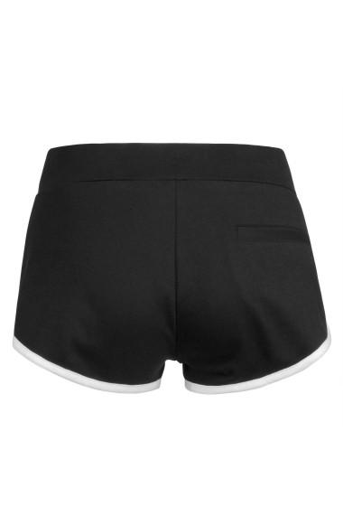 Pantaloni scurti Lee Cooper 57900403 Negru