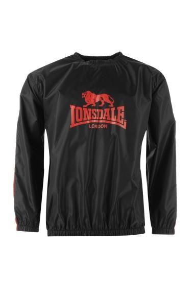 Costum sport Lonsdale 63815703 Negru