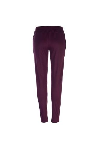 Pantaloni sport Lonsdale 67201009 Bordo