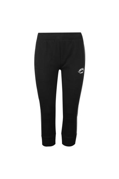 Pantaloni sport Lonsdale 57602603 Negru