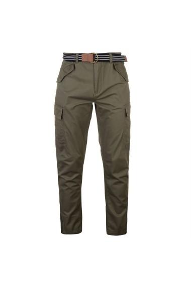 Pantaloni lungi Pierre Cardin 51004816 Kaki
