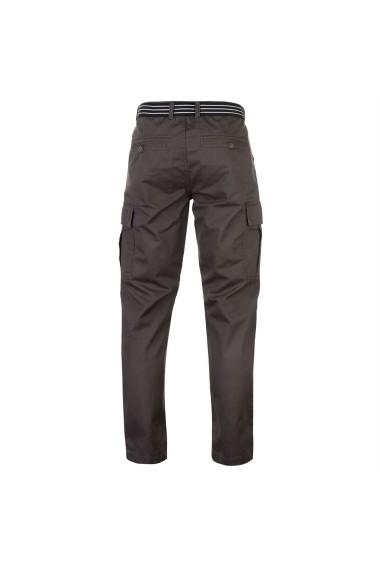 Pantaloni lungi Pierre Cardin 51004826 Gri