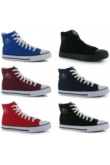 Pantofi sport Dunlop 24502040 Negru - els