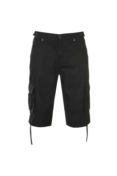 Pantaloni scurti Firetrap 47831003 Negru
